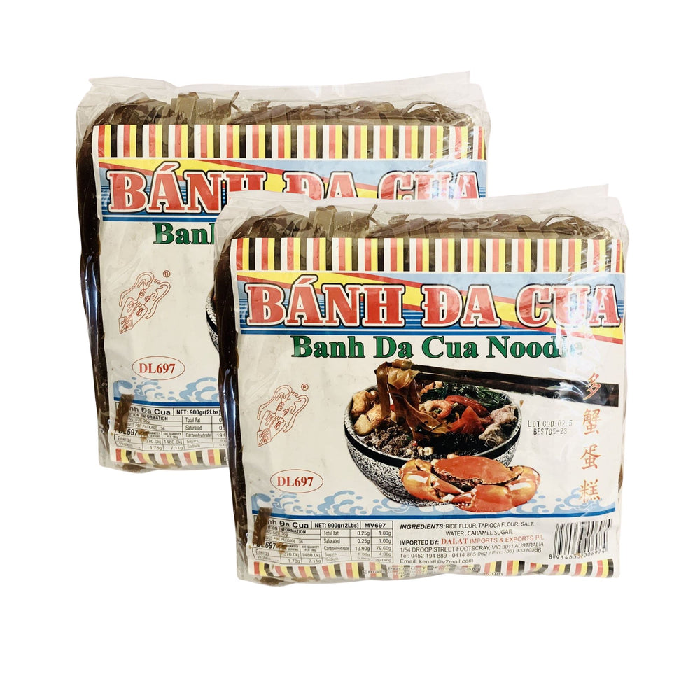 Banh Da Cua Noodle 900g-Pack of 2