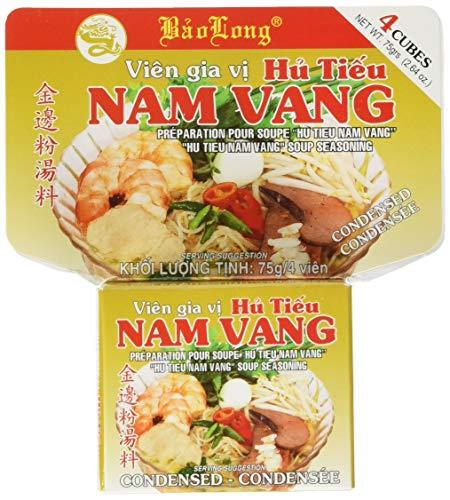Bao Long CUBE NAM VANG Seasoning 75g - Yin Yam - Asian Grocery