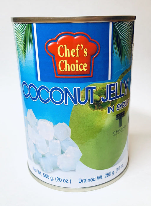 Chef's Choice Coconut Jelly in Syrup 565g Grocery Chef's Choice