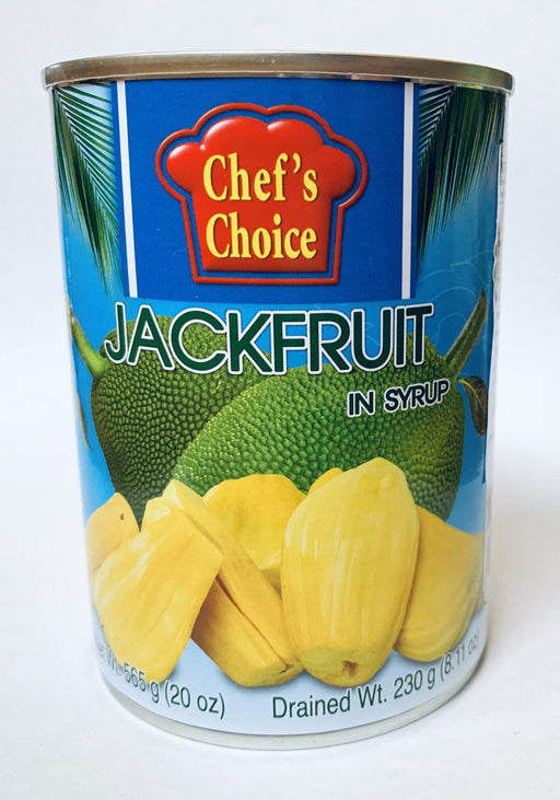 Chef's Choice JACKFRUIT in Syrup 565g Grocery Chef's Choice