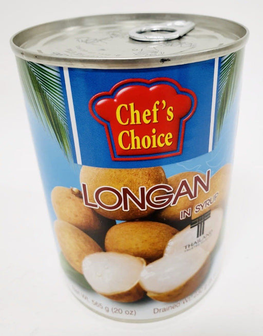 Chef's Choice LONGAN in Syrup 565g Grocery Chef's Choice