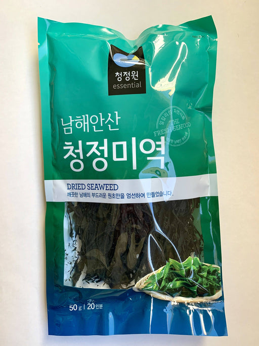 Chung Jung One Dried Seaweed 50g - Yin Yam - Asian Grocery