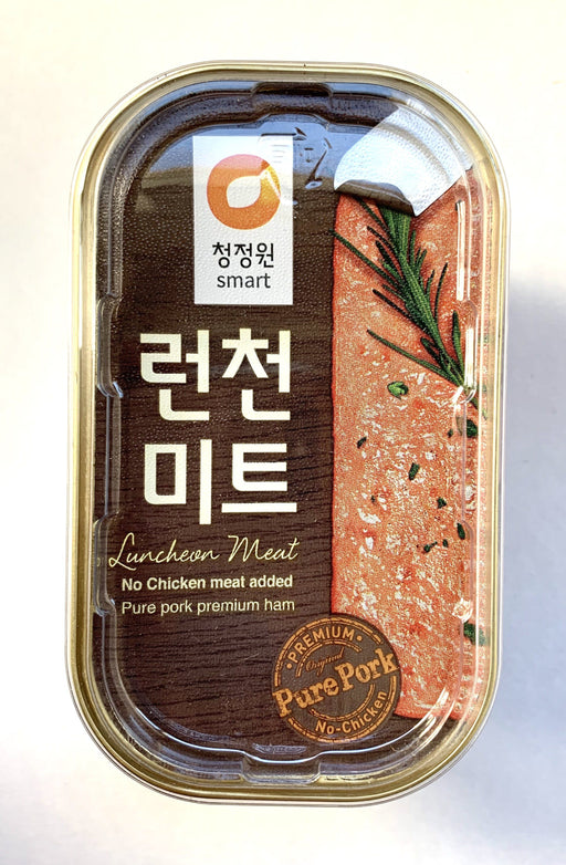 Chung Jung One Luncheon Meat 190g - Yin Yam - Asian Grocery