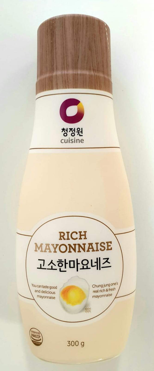 Chung Jung One Rich Mayonnaise 300g - Yin Yam - Asian Grocery