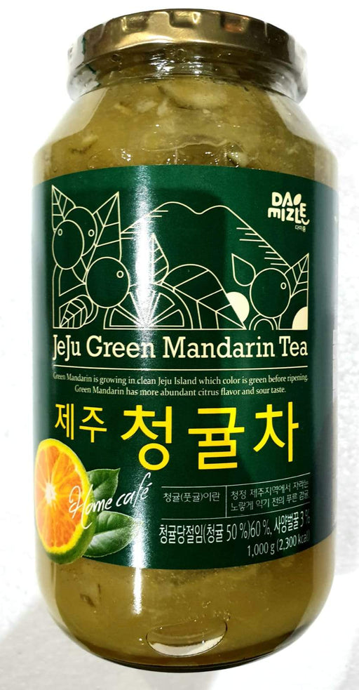 Dajung Honey Green Mandarin Tea 1kg - Yin Yam - Asian Grocery