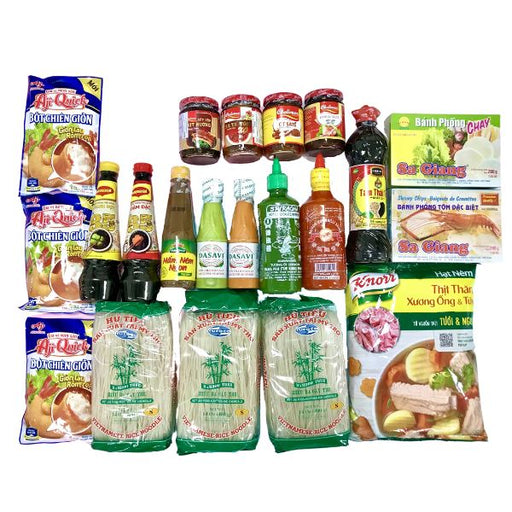 Gift Hamper - Vietnamese Cooking & Paste