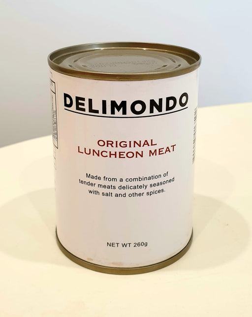 Delimondo ORIGINAL LUNCHEON MEAT 260g