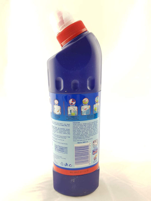 Domestos Toilet Blue 500ml - Yin Yam - Asian Grocery