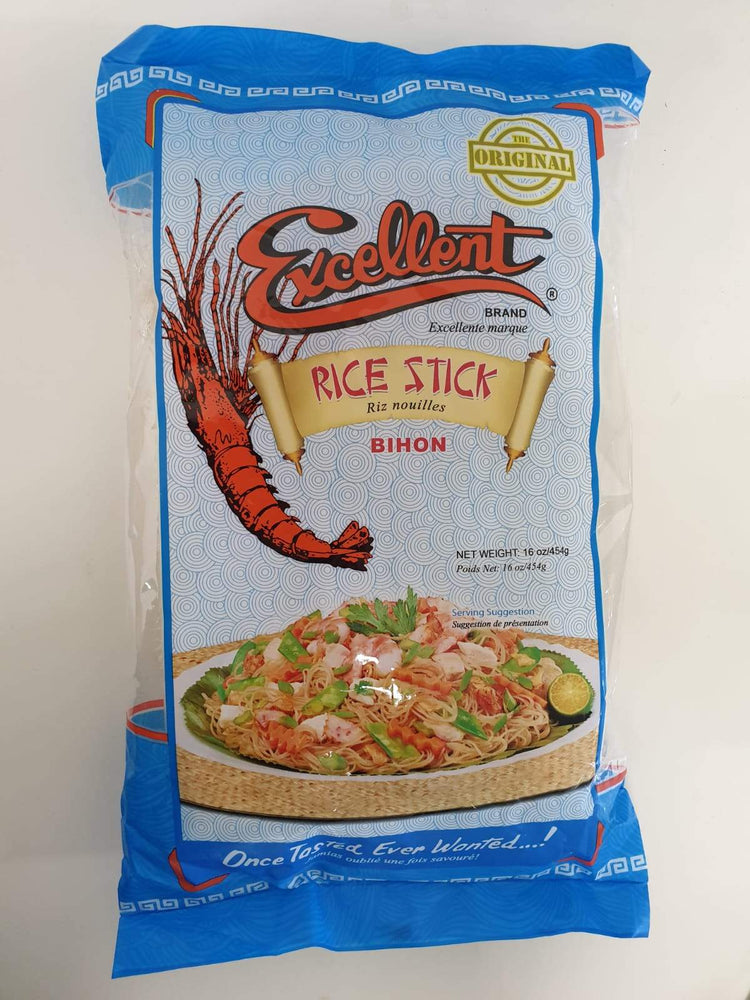 Excellent Rice Stick Bihon 454g - Yin Yam - Asian Grocery