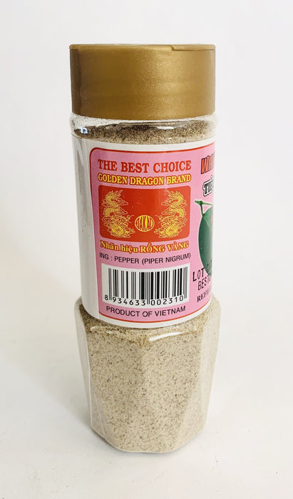 Golden Dragon Brand TIEU TRANG XAY MIN White Fine Pepper 100g