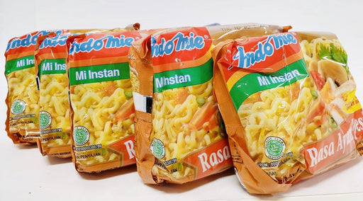 Indomie AYAM SPESIAL Chicken Special Instant Noodles (68g x 5 Packs) Instant Meals Indomie