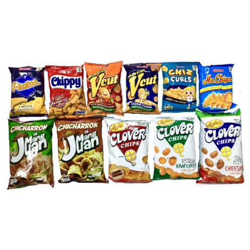 Gift Hamper - Filipino Snacks
