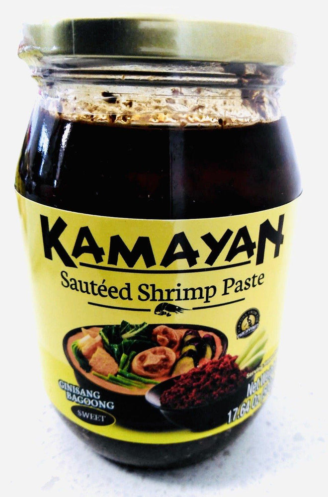 Kamayan Sauteed Shrimp Paste SWEET 500g