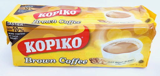 Kopiko Brown Coffee Mix JUST RIGHT BLEND (30x25g) LARGE