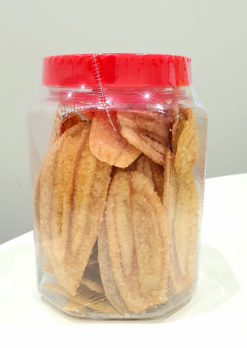 Lio Food Banana Chips HUK-MUK Sweet 170g
