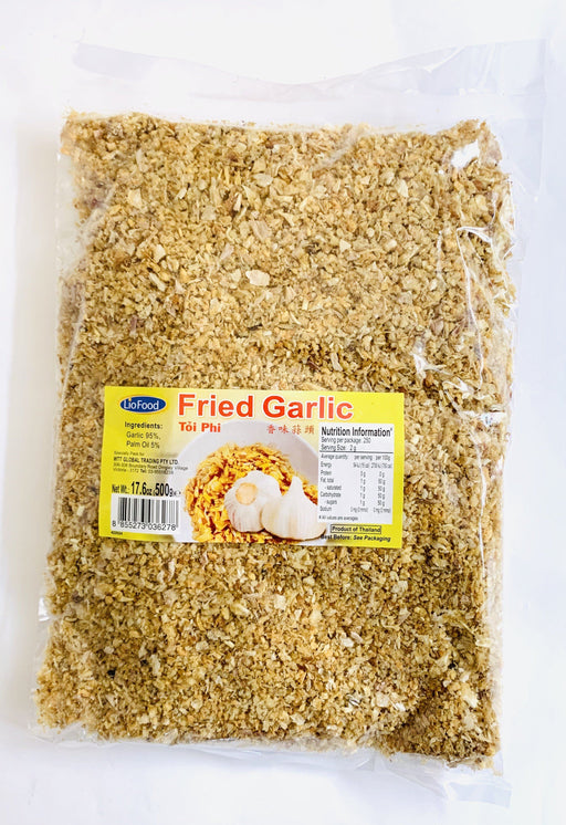 Lio Food Fried Pure Garlic 500g