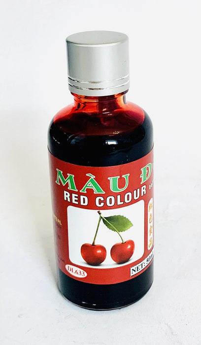Lucky Dolphin MAU DO Red Colour BOTTLE 50ml