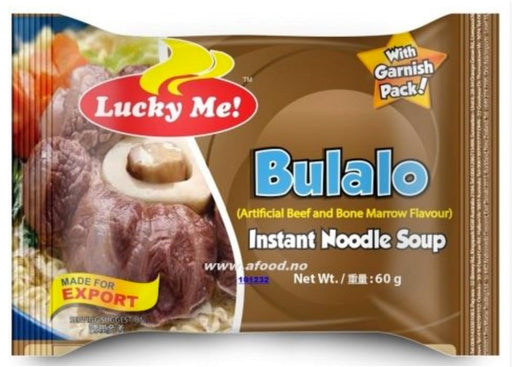 Lucky Me Bulalo with Garnish 60g - Yin Yam - Asian Grocery