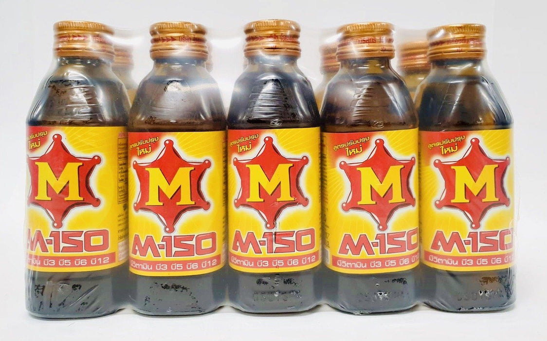 M150 Energy Drink 150ml-Pack of 10 Drink M150