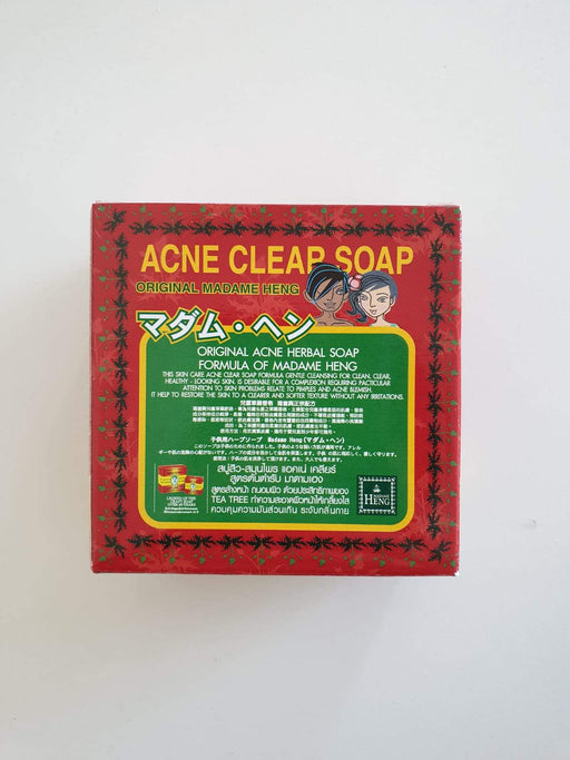 Madame Heng Acne Clear Soap 150g - Yin Yam - Asian Grocery