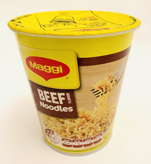Maggi BEEF Noodles 58g CUP