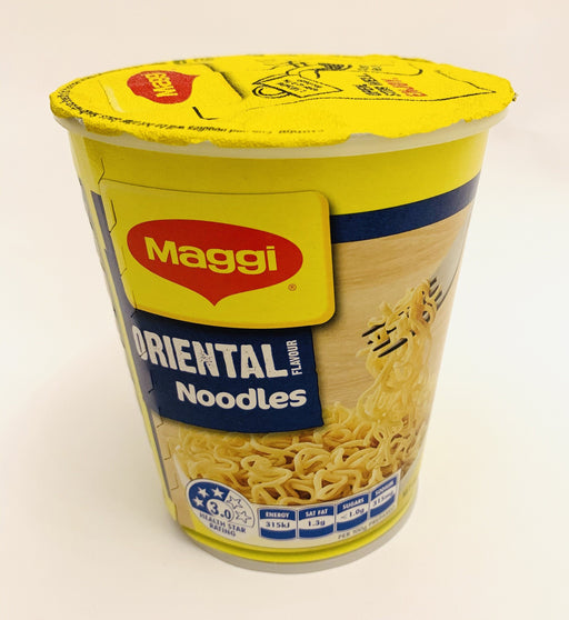 Maggi ORIENTAL Noodles 60g CUP