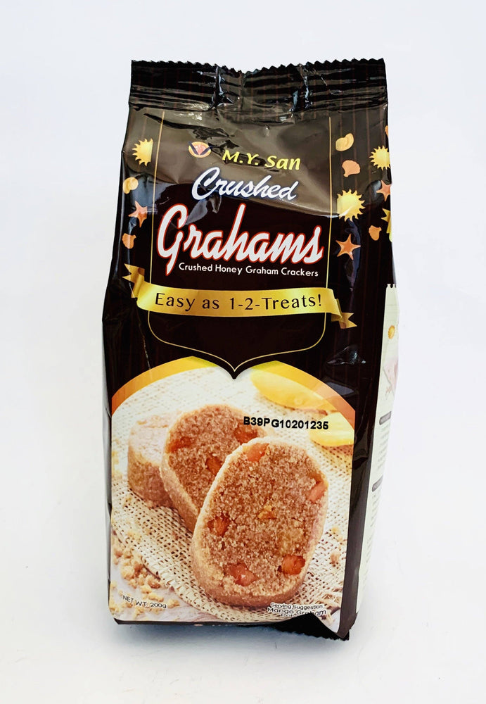 Mysan Crushed Grahams 200g