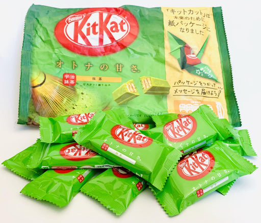 Nestle Kit Kat Mini Matcha 146g (13 pack)