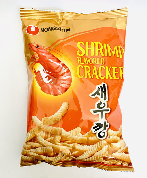 Nongshim Shrimp Flavored Cracker 75g