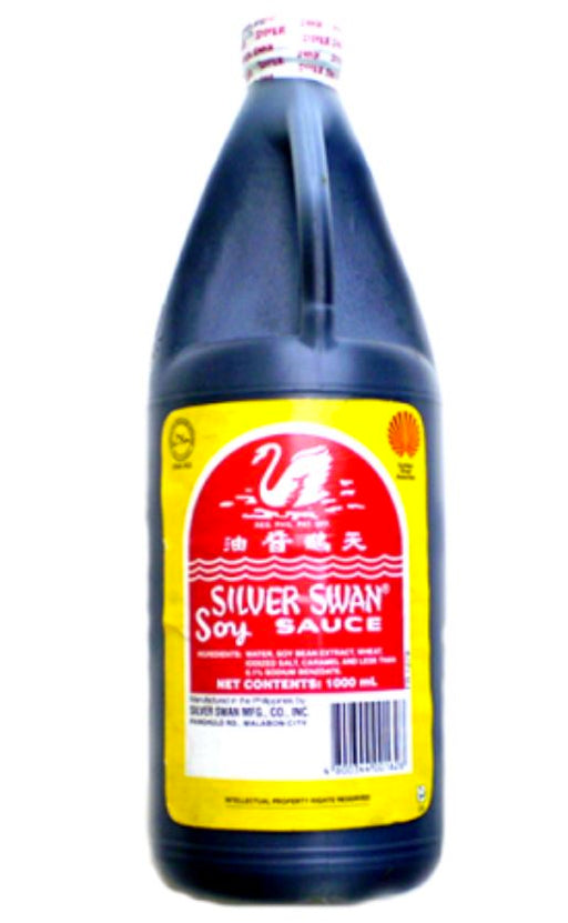 Silver Swan Soy Sauce 1L Sauce Silver Swan