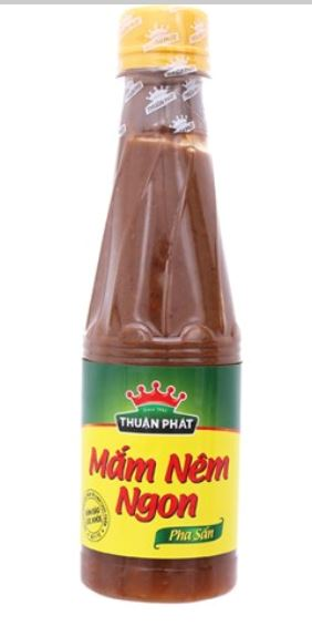Thuan Phat Mam Nem Ngon Anchovy Sauce 250ml - Yin Yam - Asian Grocery