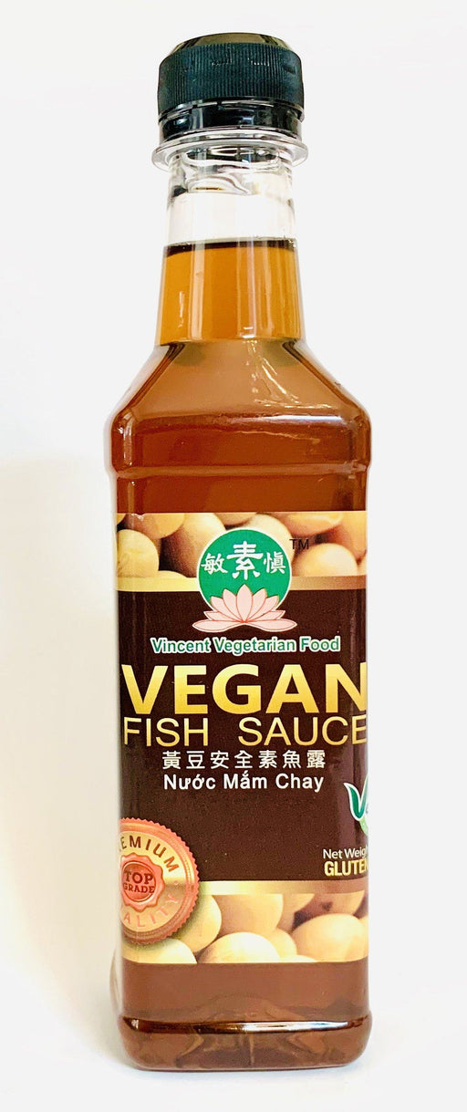 Vincent Vegetarian Food VEGAN FISH SAUCE Nuoc Mam Chay 375g