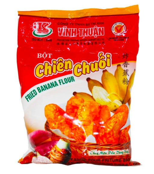 Vinh Thuan Bot Chien Chuoi Fried Banana Flour 340g - Yin Yam - Asian Grocery