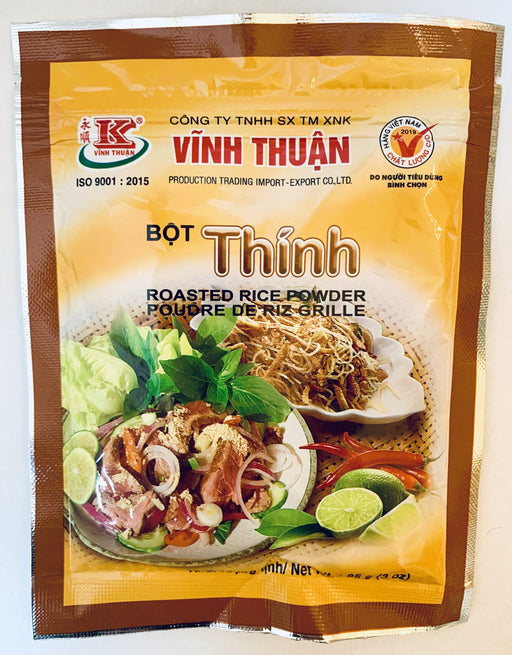 Vinh Thuan BOT THINH Roasted Rice Powder 85g