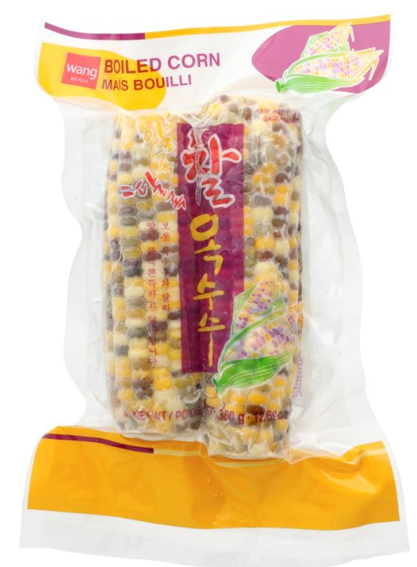 Wang Korea FROZEN Corn (2pcs) 360g