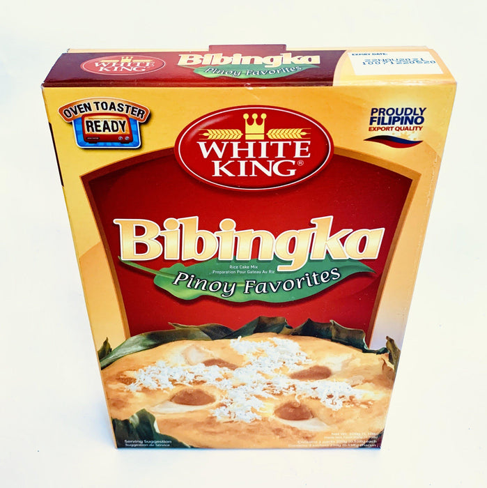 White King BIBINGKA Pinoy Favorites 500g