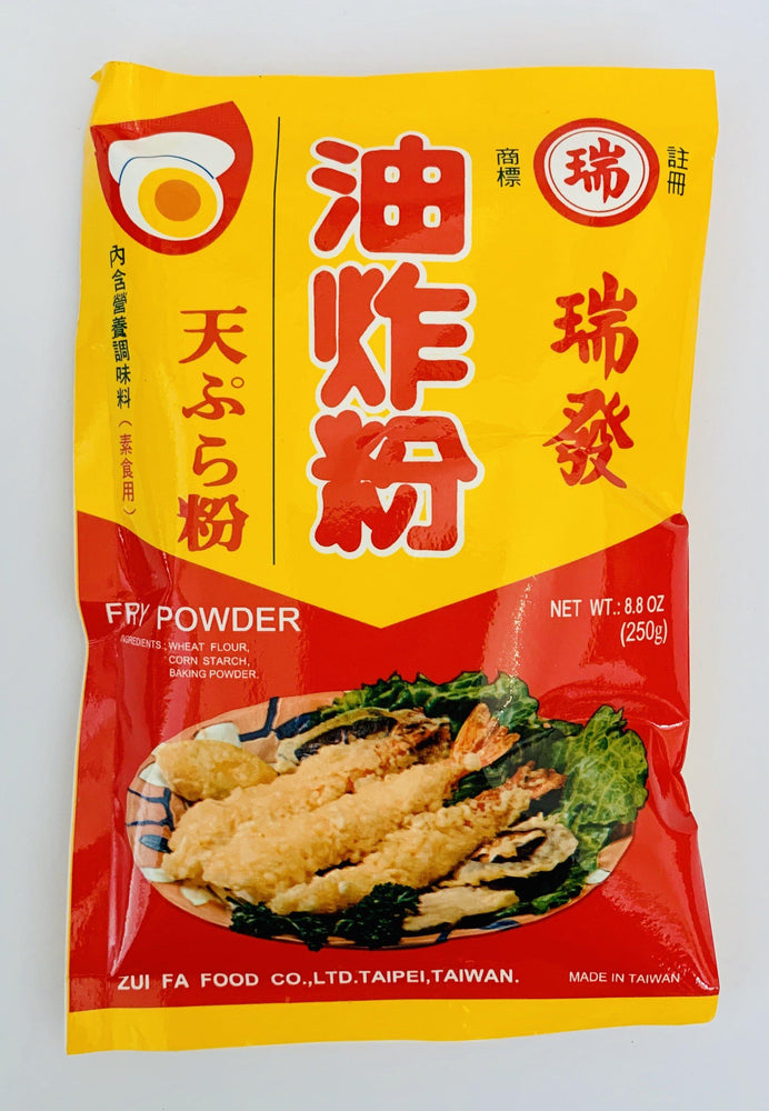 Zui Fa Food FRY POWDER 250g Flour Zui Fa Food