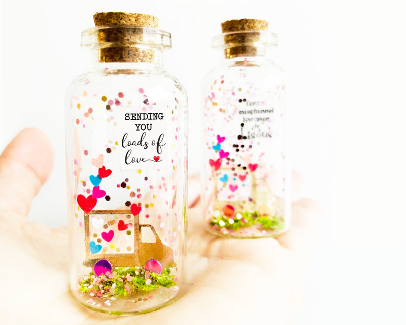 """Loads of Love"" Gift Bottle - AwwBottles"
