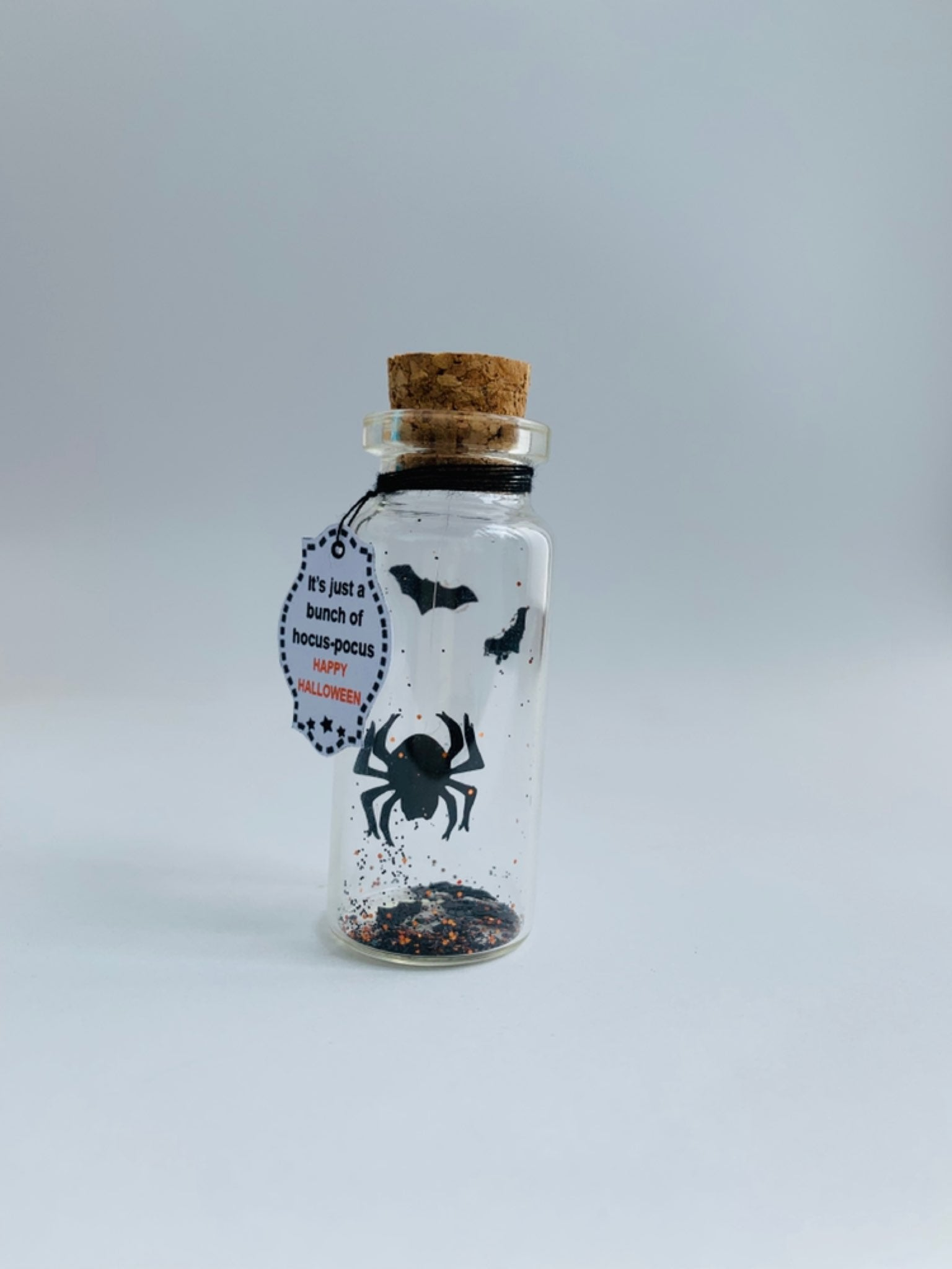 It's Just A Bunch Of Hocus-Pocus Personalize Halloween Gift - AwwBottles