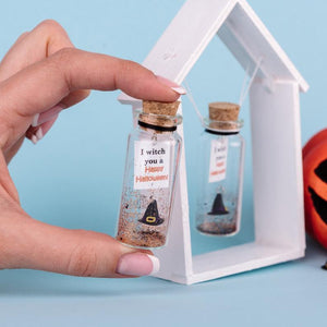 I Witch You Personalize Halloween Gift - AwwBottles