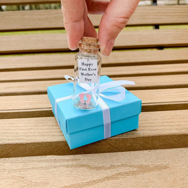 """First Mother's Day"" Gift Bottle - AwwBottles"