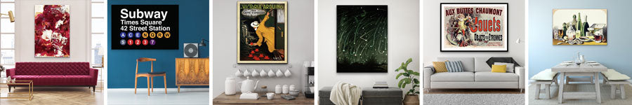 How To Choose Wall Art for Every Room in Your Home or Office | Wallasso