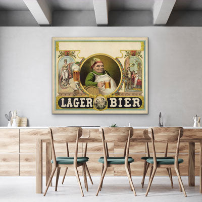 Wall Art for a Bar | Wallasso