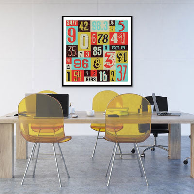 Wall Art for an Office | Wallasso