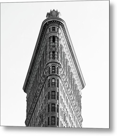 Flatiron Building, New York City - Metal Print from Wallasso - The Wall Art Superstore
