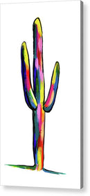 Contemporary Cactus by Jessica Contreras - Acrylic Print from Wallasso - The Wall Art Superstore