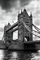 Dramatic Tower Bridge - Art Print from Wallasso - The Wall Art Superstore