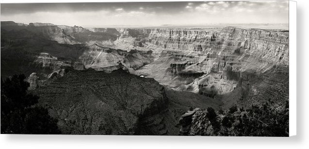 Grand Canyon Panorama - Canvas Print from Wallasso - The Wall Art Superstore