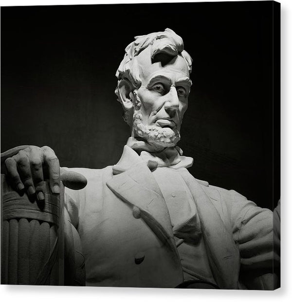 Lincoln Memorial, Washington D.C. - Canvas Print from Wallasso - The Wall Art Superstore