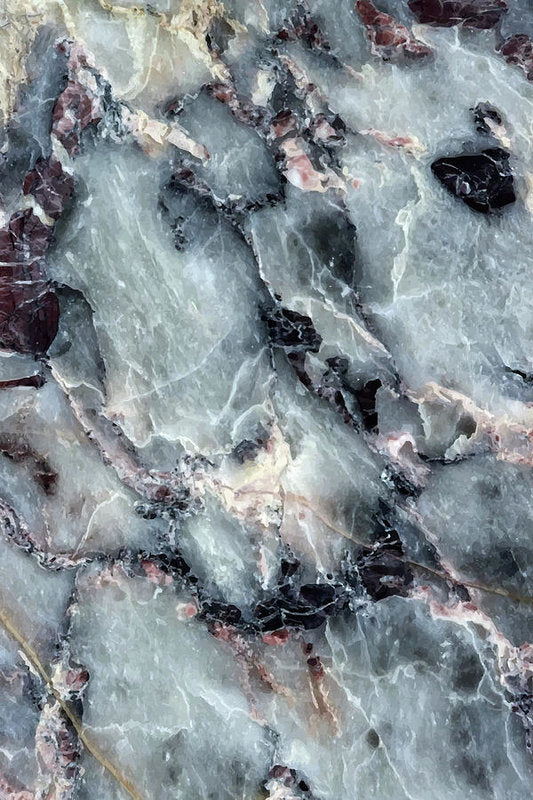 Quartz Marble Texture - Art Print from Wallasso - The Wall Art Superstore